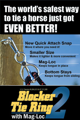 Blocker Tie Ring